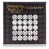 Shany Cosmetics Shany 2013 New Image Plates Set Nail Polish Image Plates with Storage, 25 Count