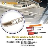 Door Handle for BMW 5 Series Window Switch Panel