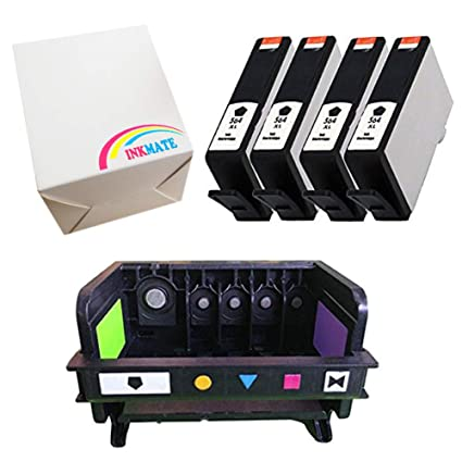 inkmate 1 unidades 5 ranura 564 cabezal de impresión para ...