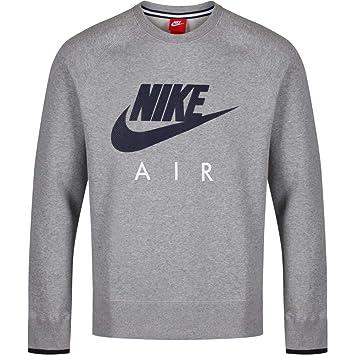 Men's Air – Aw77 Crew Nike Flc Heritag Sweatshirt 0wPk8XOn