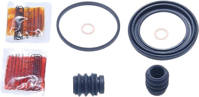 Front Genuine Honda 01463-S87-A00 Caliper Set