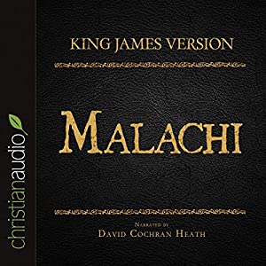 Holy Bible in Audio - King James Version: Malachi Audiobook