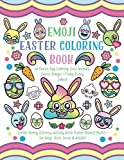 easter decorating ideas Emoji Easter Coloring Book: of Easter Egg Coloring, Cute Animals, Easter Emojis & Funny Bunny Jokes! Easter Bunny Coloring Activity Book, Easter Basket Stuffer for Boys, Girls, Teens & Adults!