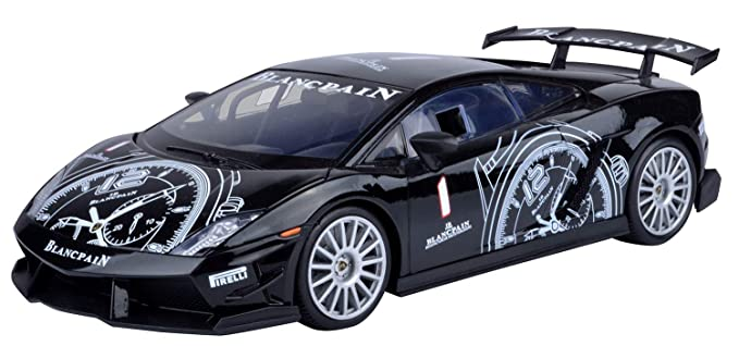 Amazon Com Motormax 1 18 Lamborghini Gallardo Lp560 4 Super Trofeo