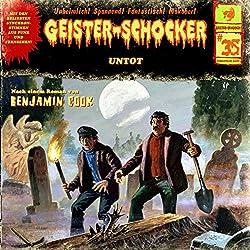 Untot (Geister-Schocker 35)
