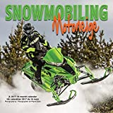 Search : Snowmobiling 2017 by Wyman 12inch x 12inch Hanging Square Wall Photographic Winter Sports Snowmobile Planner Calendar