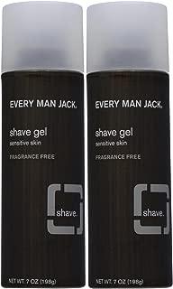 product image for Every Man Jack Sensitive Skin Shave Gel-7 oz, 2 pk