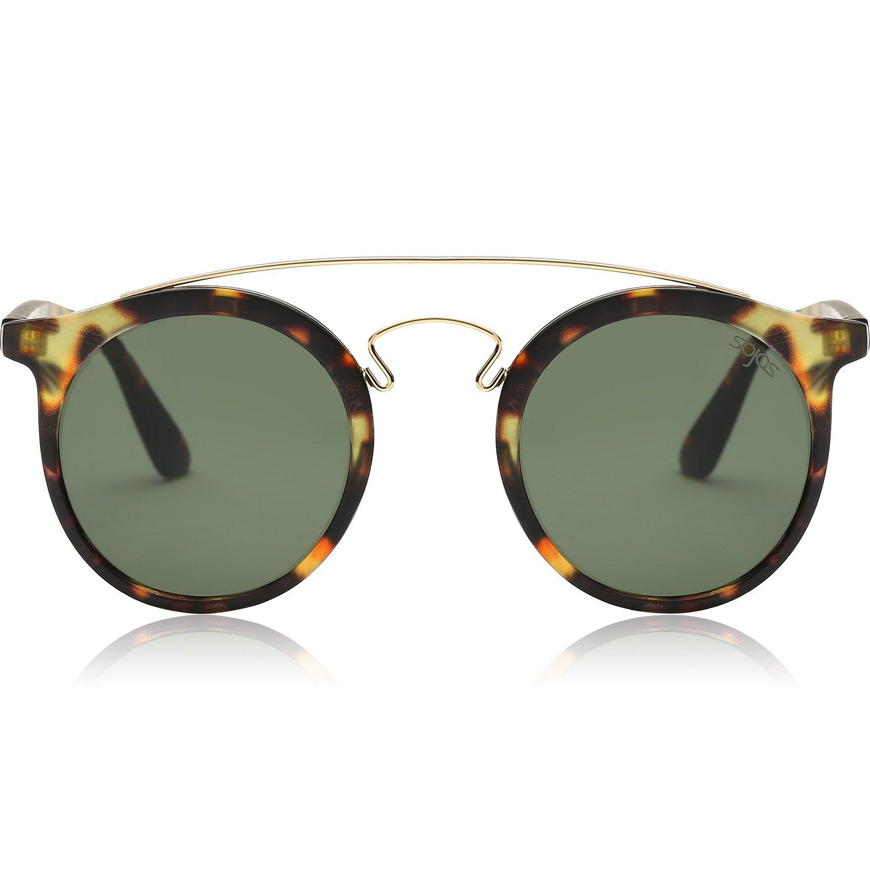a592a6fc51 ... Las gafas de sol Sojos Vision están hechas con materiales de alta  calidad para PC que es lo suficientemente resistente para un uso prolongado.