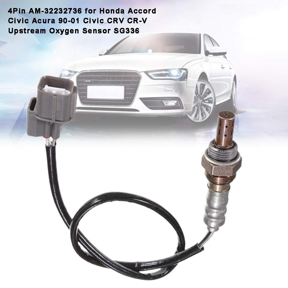 Sensore di Ossigeno a 4 Pin AM-32232736 per Honda Accord Civic Acura 90-01 Civic CRV CR-V Upstream SG336 fattibile Bouder