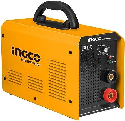 Ingco - Soldadora Inverter 160A Ing-Mma1606: Amazon.es: Bricolaje y ...