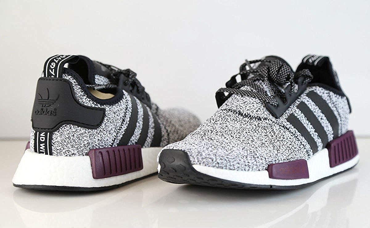 new arrival 01a63 e04ff adidas NMD_R1 ''Champs Exclusive'' B39506 Men's Size 9.5 US  Purple/White/Black