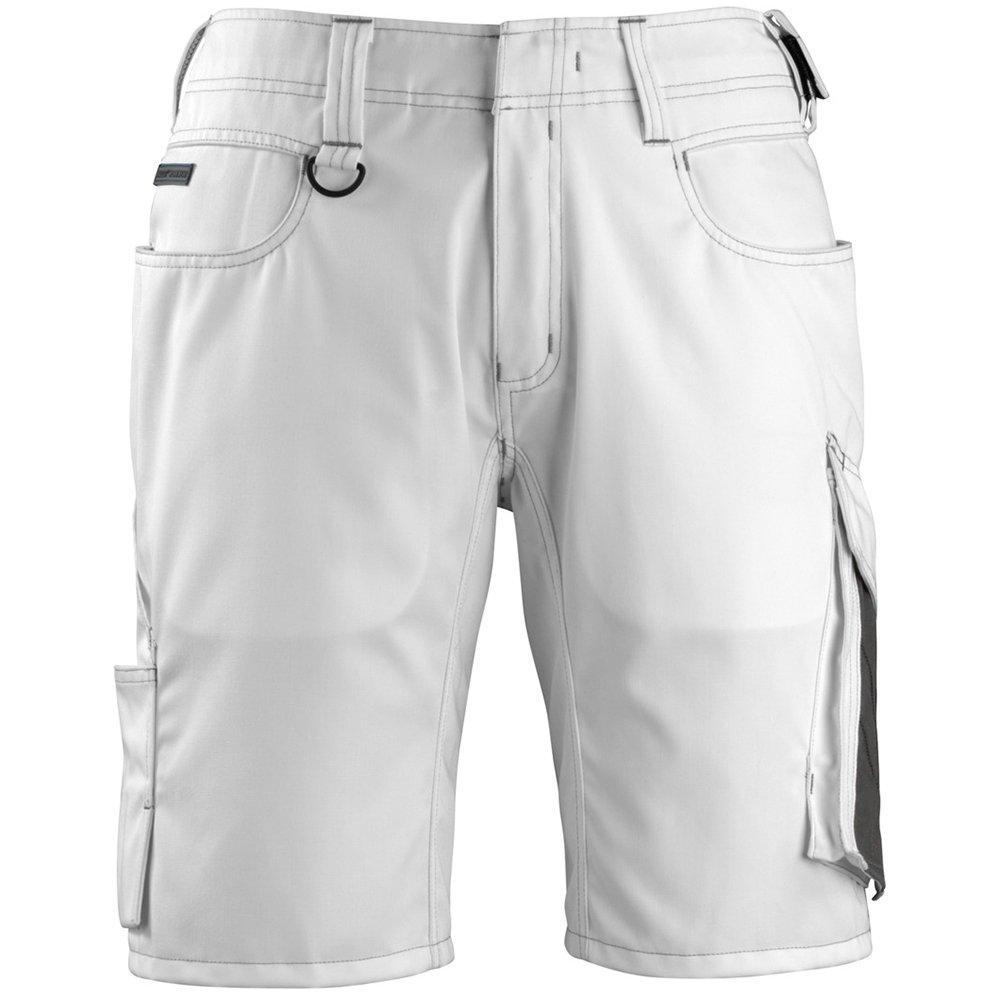 Mascot 12049-442-0618-C50 ''Stuttgart'' Shorts, C50, White/Dark Anthracite
