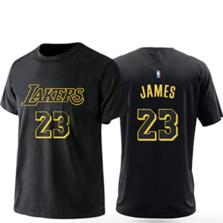 ENTHUSIAST Hombres Camisetas L.A Lakers James # 23 Baloncesto ...