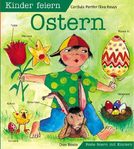 Kinder feiern Ostern