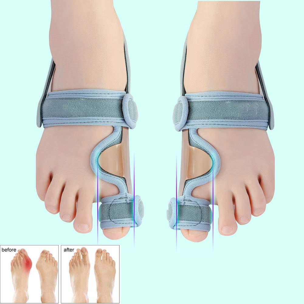 DNNAL Bunion Splints Thumb Valgus Straightener Big Toe Bone Toe Male and Female Adult Split by DNNAL
