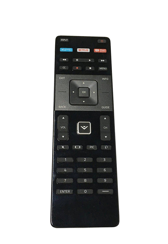 純正Vizio xrt122テレビでリモート制御Xumo Shortキー   B0725QJFPX
