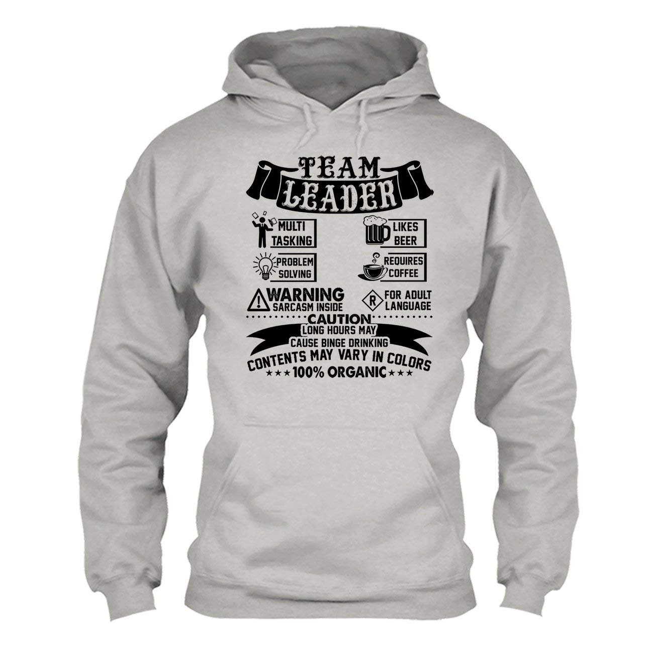 Mens Shirt LookPink Team Leader Jobs Shirt Tee Shirt