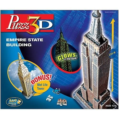 puzz-3d-empire-state-building