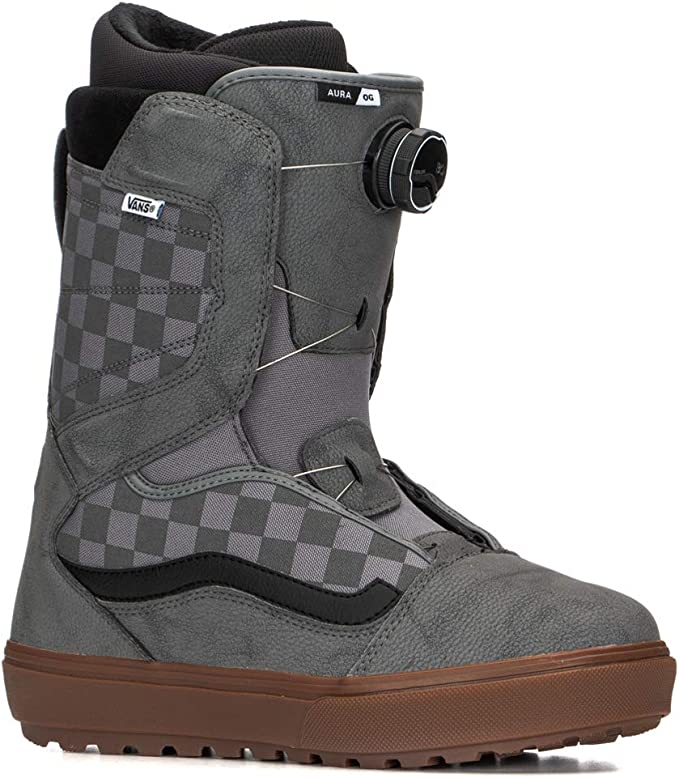 Details zu VANS Aura Pro   2020 Mens Snowboard Boots   Black