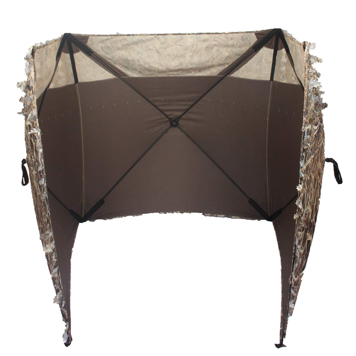 Auscamotek Pop Up Ground Blind For Turkey Deer Duck