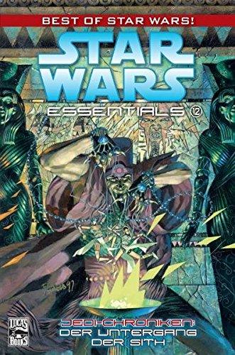 Star Wars Essentials, Bd. 12: Der Untergang der Sith