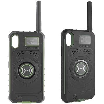 Amazon.com: XPRIT Walkie Talkies - Carcasa y batería externa ...