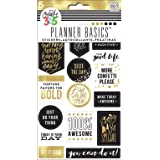Me & My Big Ideas MAMPPS.76 Create 365 HP Sticker Seize The Day Gold