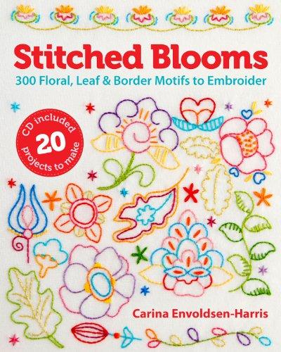 English Floral Patterns - 6