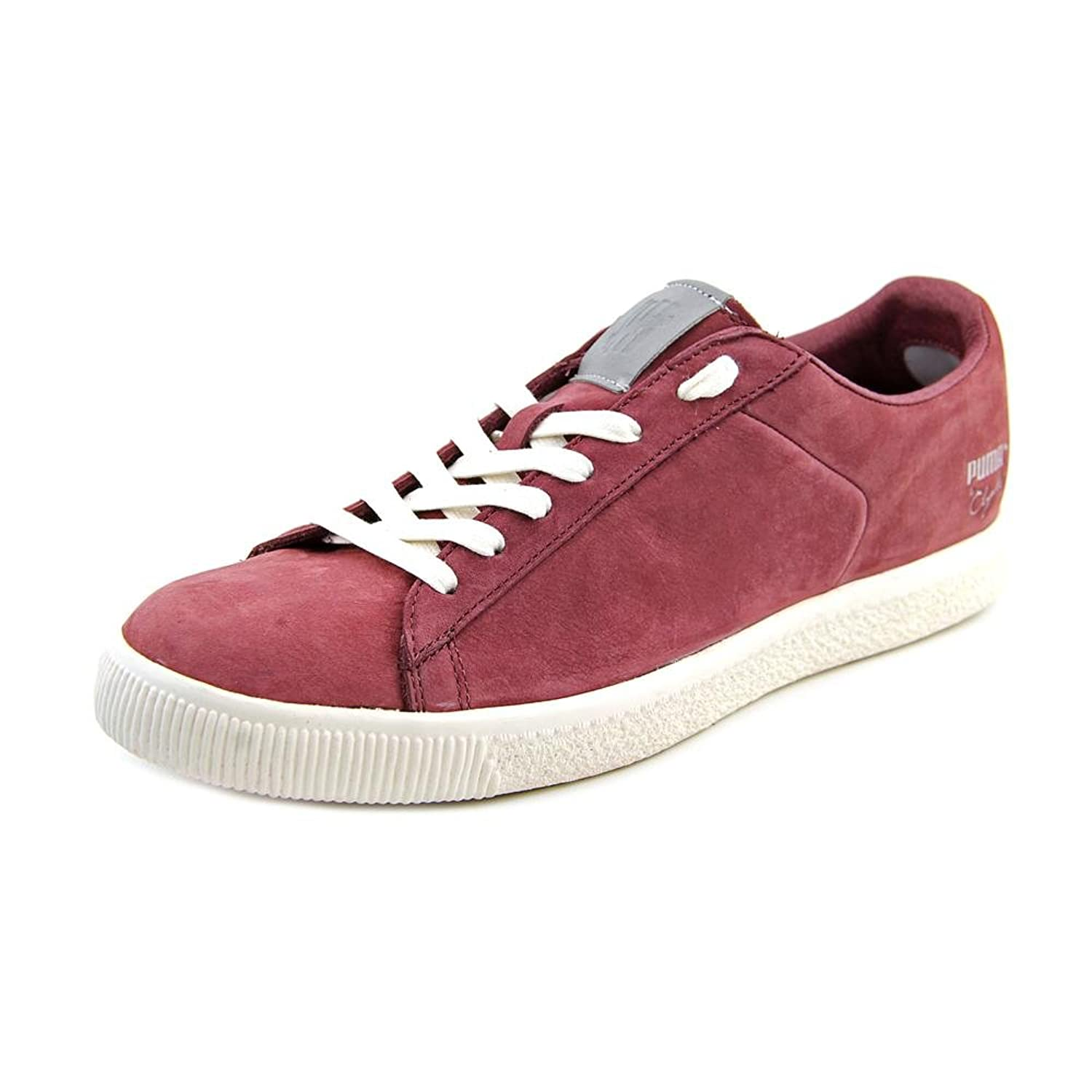 buy online a3bb6 8764f Clyde x Undefeated Luxe 2 in Burgundy (Stripe off Collection ...