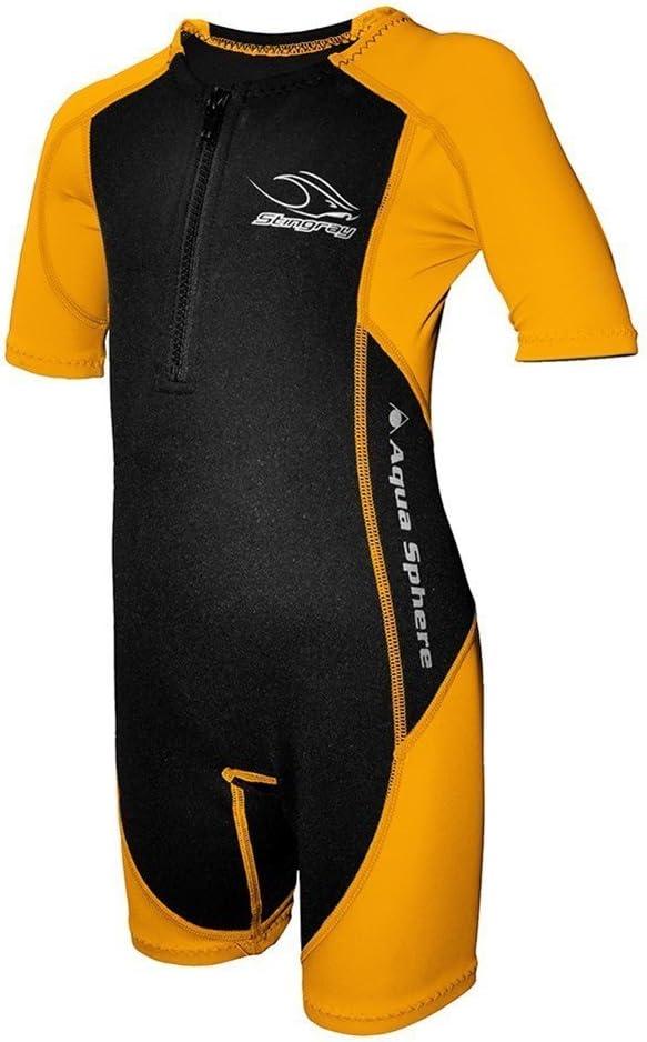 Aqua Sphere Stingray Suit Core Warmer Nylon Youth Short Sleeve