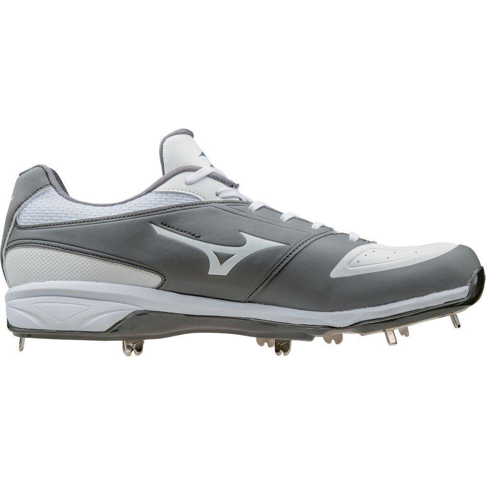 (ミズノ) Mizuno メンズ 野球 シューズ靴 MIZUNO Dominant IC Metal Baseball Cleats [並行輸入品] B077ZSMJ1N 13.0-Medium