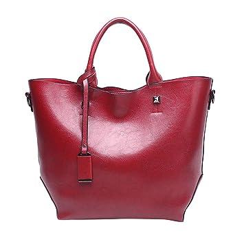 Xinxinyu Mujer Bolsos Cubo Totes | Bolsas La Compra ...