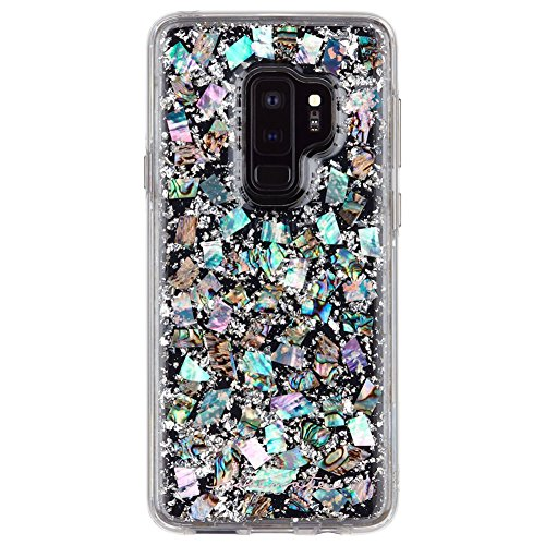 online retailer 4c5c1 8a5c2 Case-Mate - Samsung Galaxy S9+ Case - KARAT - Real Mother of Pearl - Slim  Protective Design - Mother of Pearl