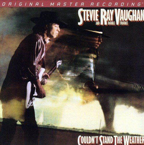 SACD : Stevie Ray Vaughan - Couldnt Stand The Weather (SACD)