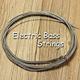 MAUBHYA 990L Bass four string electric bass 4 Steel wire 045-090 Musical Accessories