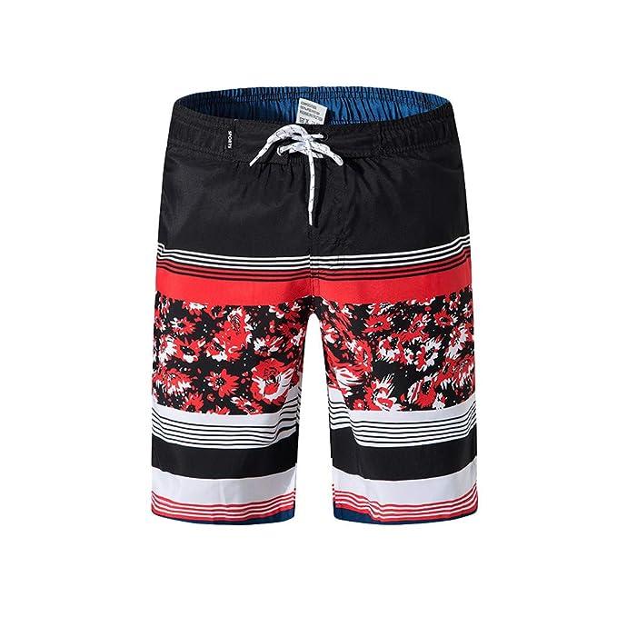 ac9f8be715 Beach Shorts for Men Quicksilver, Mens Casual Beach Shorts,Lace Beach Shorts ,Men's