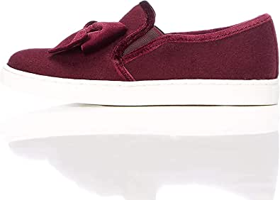 Marca Amazon - RED WAGON Zapatillas con Lazo Niñas