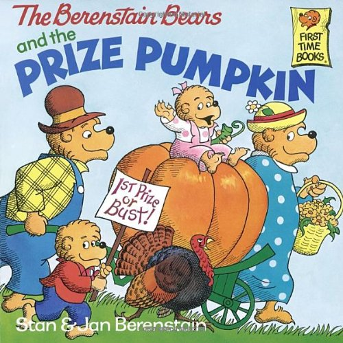 The Berenstain Bears and the Prize (Halloween Pumpkin Contest Ideas)