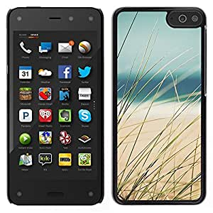 """Pulsar Snap-on Series Teléfono Carcasa Funda Case Caso para Amazon Fire Phone 4.7 , Beach Sun Mar Océano Surf Amarillo"""""""