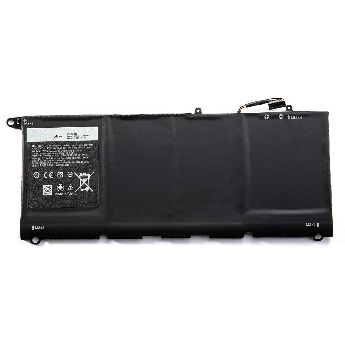 Batería PW23Y para Dell XPS 13-9360 (7.6V, 60wh)