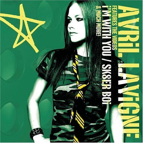 Avril Lavigne - I'm with You/Sk8er Boi (DVD Single) by Arista