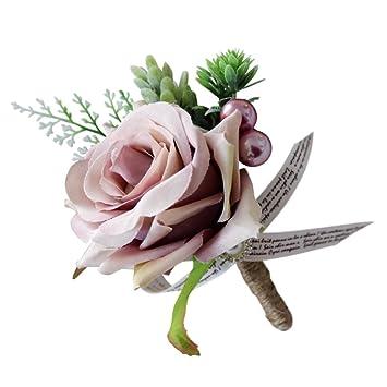 Unbekannt Romantische Gasteanstecker Anstecker Hochzeit
