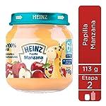 Heinz Papilla para Bebé, Manzana, 113 gramos (paquete de 12)