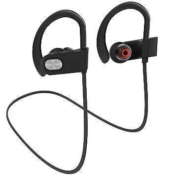 Auriculares In-Ear inalámbricos con Bluetooth 4.1, sonido de primera calidad,