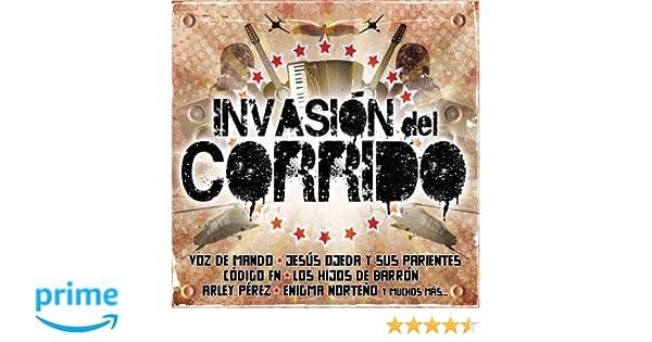 Invasi¢n Del Corrido