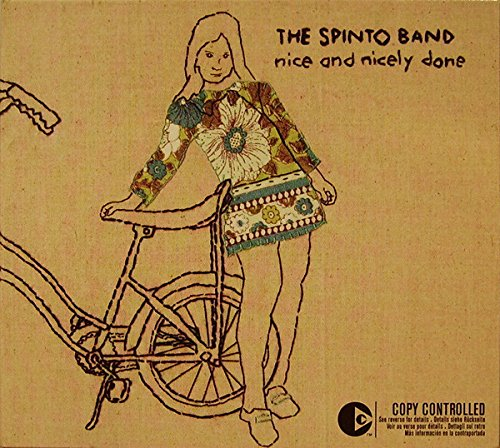 The Spinto Band: Nice And Nicely Done [CD]