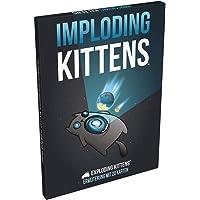 Asmodee exploderande imploderande kattungar kortspel expansion, flerfärgad, tyska