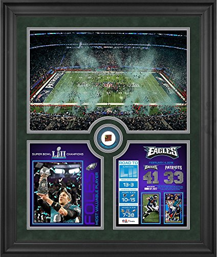 Philadelphia Eagles Framed 23