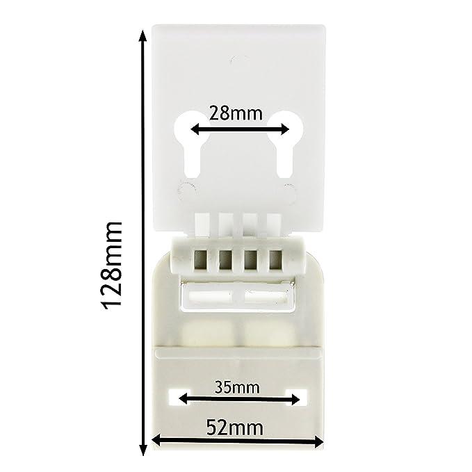 Spares2go contrapeso puerta bisagra de tapa para Electra EFC38 ...