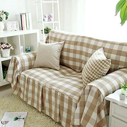 CMX País Europeo Plaid algodón toalla coprioggetto sofá sofá sofá ...